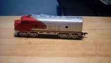 H O Scale Santa Fe Diesel