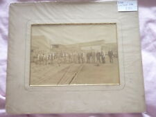 More details for leeds low yard railway station photo 7.75 x 5.5 inches + mount