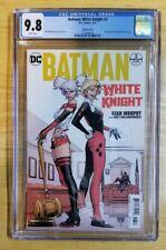Batman White Knight 3 CGC 9.8 Sean Murphy DC Comics 2018