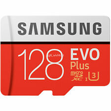 SAMSUNG Evo Plus 128 GB Speicherkarte Micro-SDXC 100 MB/s
