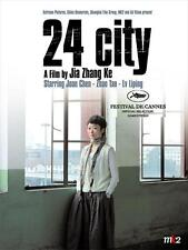 24 CITY Movie POSTER 27x40 B Jianbin Chen Joan Chen Liping L  Tao Zhao