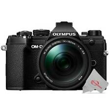 Olympus OM-D E-M5 Mark III Mirrorless Digital Camera with 14-150mm Lens (Black)