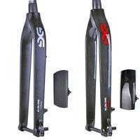"ESEN SP 3K MTB Carbon Fiber Thru-axle 15*100mm Fork 29'' 1-1/8"" 160mm disc brake"