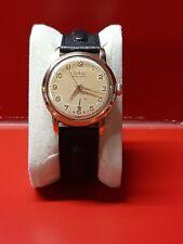 Ancienne montre homme ZODIAC automatic Bumper fonctionne Reserve de marche