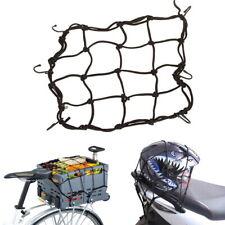 Gepäcknetz klein Motorrad Helm Kofferraum Fahrrad Fahrradkorb Gepäck Befestigung