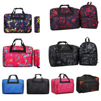 Sewing Machine Tote Bag Travel Carrying Case Cover Home Storage Nylon Handbag