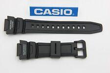 Casio sgw-500h-1bv оригинальный sgw-500 черный резиновый часы группы ремень sgw-500h