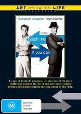 Catch Me If You Can - Art Imitates Life (DVD, 2009)