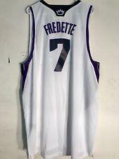 Adidas Swingman NBA Jersey Sacramento Kings Jimmer Fredette White sz XL