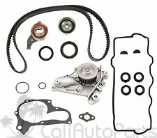 "FITS: 96-00 TOYOTA RAV4 2.0L ""3SFE"" COVER GASKET + TIMING BELT KIT + WATER PUMP"