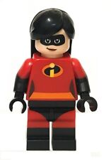 LEGO FEMALE DISNEY MINIFIGURE INVISIBLE GIRL VIOLET INCREDIBLES 2 MOVIE 10761