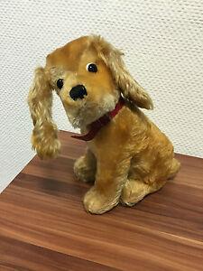 "Steiff 3328.03 Dog "" Cocker Spaniel "" 28 CM Top Condition"