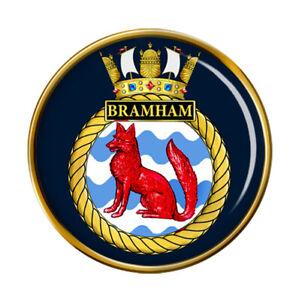 Hms Bramham, Royal Navy Anstecker Abzeichen