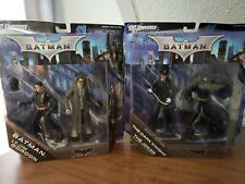 Dc universe classics batman begins New dark knight joker lot box 2 pack figure