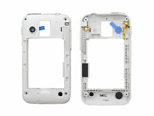 Genuine Samsung Galaxy Y S5360 Metallic Grey Chassis / Middle Cover - GH98-21131