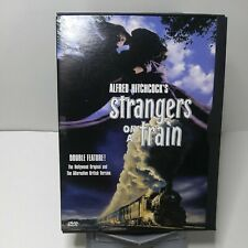 Alfred Hitchcock Strangers on a Train Dvd 1951 Hollywood & British Version's