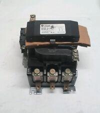 GE magnetic contactor motor starter 90 amp CR3CKE 600Volt