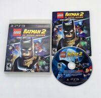 Lego Batman 2: DC Super Heroes Complete - Sony Playstation 3 - PS3 - CIB