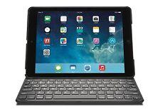 Kensington Keyboard Folio Case Cover Keyfolio Thin X2 iPad Air Black K97233UK