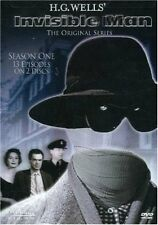 The Invisible Man - Collection 1 (DVD, 2006)