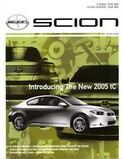 2004 04 issue 3 Scion Magazine  XB, XA & SC Sales brochure MINT
