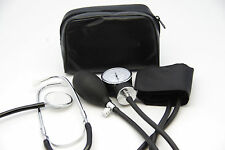 Manual Blood Pressure Cuff  Sphygmomanometer w/stethoscope Pediatric Child  size