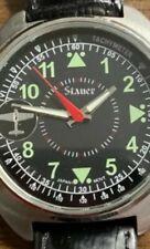 Stauer Aviator Pilot Mens Classic Style Watch Model #24858