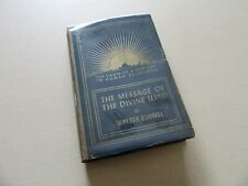 The Message of the Divine Iliad by Walter Russell – Signed L.E., Rare w/Jacket!