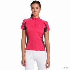 Maillot Vélo VTT Femme - IQ PEARL IZUMI 11221110 Divide Jersey - Rose T.M - NEUF