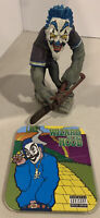 Violent J Wizard Of The Hood CD Tin, 2003, Insane Clown Posse, ICP Figure