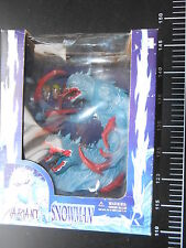 Rendition Avatar Rare Blue Version Variant Snowman Monster Action Figure