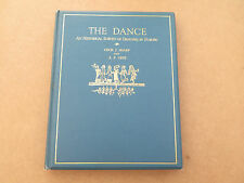 The dance: historical survey of dancing in Europe, Cecil J Sharp (1924)