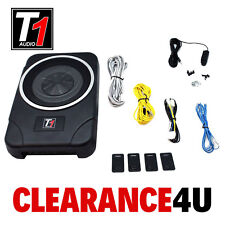 T1-20ACT 900 Watts Active Amplified UnderSeat Under Seat Car Sub Subwoofer