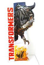 TRANSFORMERS L 'AGE DE L'EXTINCTION Carton publicitaire affiche poster
