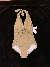 MICHAEL KORS   Sand Collection Lined Swimsuit size 14~NWT