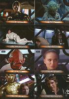 Star Wars Galactic Files Reborn ~MINI-MASTER SET (Base + 4 Insert Sets)255 Cards