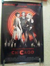One Sheet Movie Poster Original Rolled Chicago Starring Zeta-Jones #149