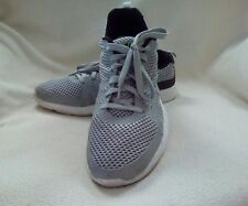 AVIA MENS Gray Mesh & Leather Athletic Shoes Sz 13 M~Great Condition