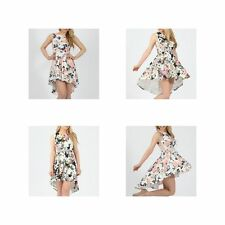 Unbranded Polyester Mini Sleeveless Dresses for Women