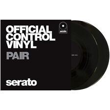 "Serato 7"" Time Code Control Vinyl SEVEN inch Black-portablist portablism"