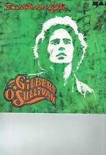 GILBERT O'SULLIVAN  LP ALBUM I'M A WRITER NOT A FIGHTER