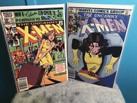 Uncanny X-Men #151 (1981 Marvel) Newsstand And#168!!! KITTY PRYDE Lot!!!🔥🔥🔥🔑