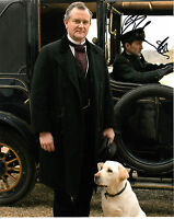 HUGH BONNEVILLE SIGNED DOWNTON ABBEY PHOTO UACC REG 242