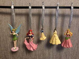 Disney Princess Christmas Tree Decorations