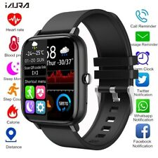 Smart Watch for Men and Women Fitness Tracker-Support for Android & IOS