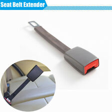 1Pc 25cm Car Seat Belt Extender Extension Buckle Gray 18000N for Pregnant Women