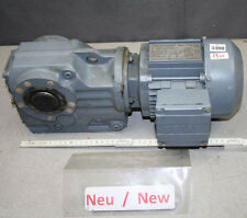 Coudre Motoréducteur 0,37 KW 114 Minimum KA37TDT71D4TF Vis sans fin