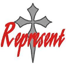 Trendy Christian machine embroidery designs