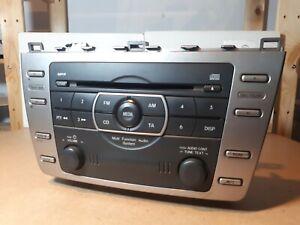Mazda 6 MK2 GH TS TS2 2007-2012 Radio MP3 CD Player GS1D669R0A
