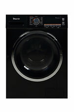 "Magic Chef MCSCWD20B3 2.0 Cu Ft 24"" Combo Washer Dryer Ventless 115 Volts Black"